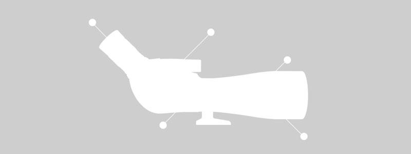 Spotting scope parts