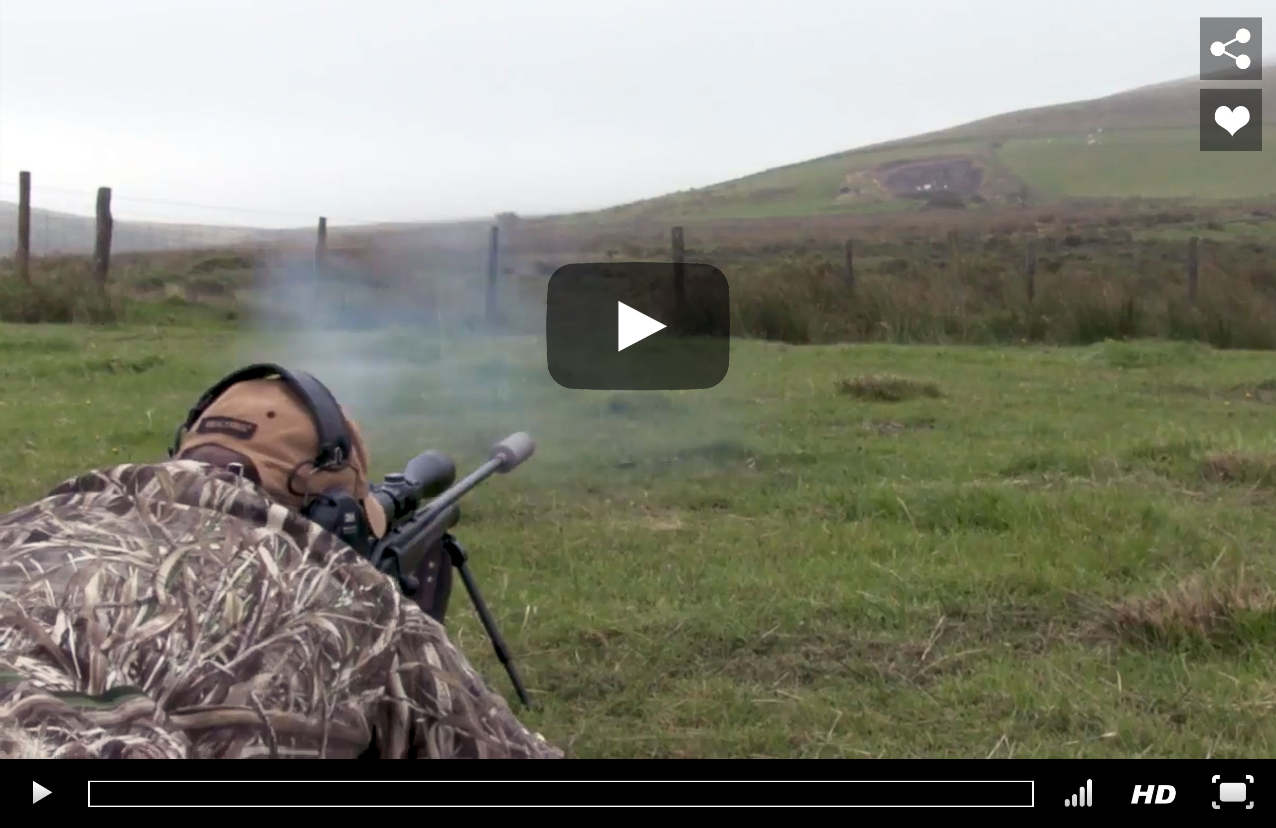 Firearms Training Long Range Shooting