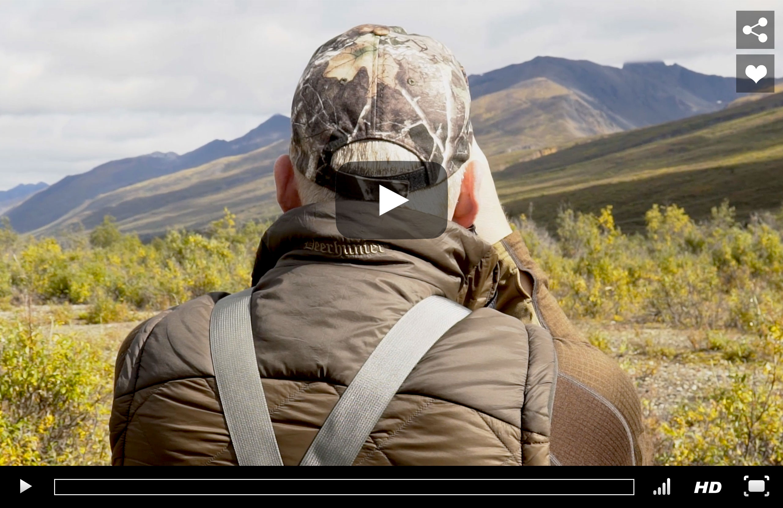 Self-Guided Alaskan Hunting Adventure