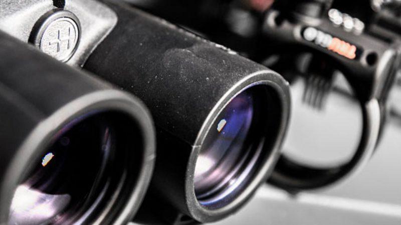 How to maintain binoculars