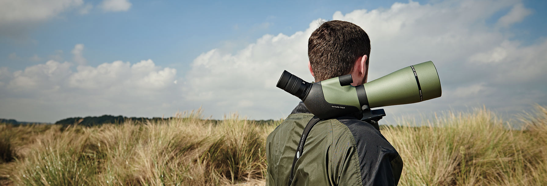 How to maintain your spotting scope