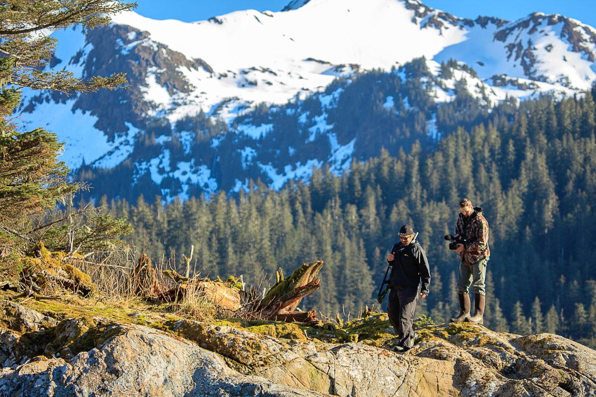 Alaskan Bear Hunt with Blaine Anthony