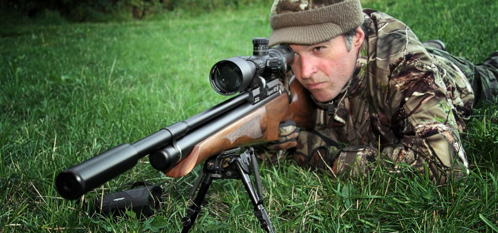 Picture of Mat Manning Rabbit Hunting