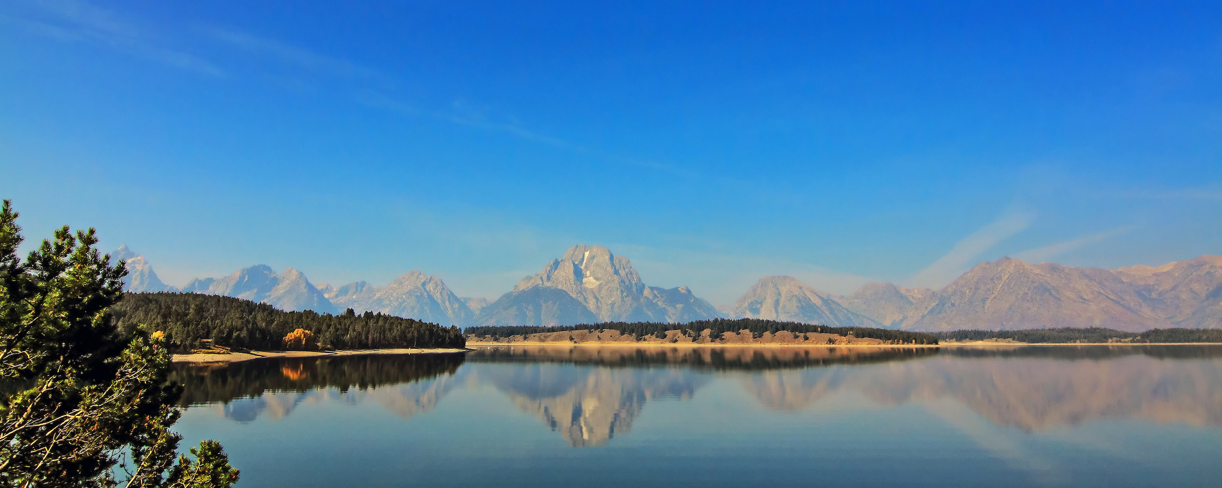 Autumn in the Grand Tetons