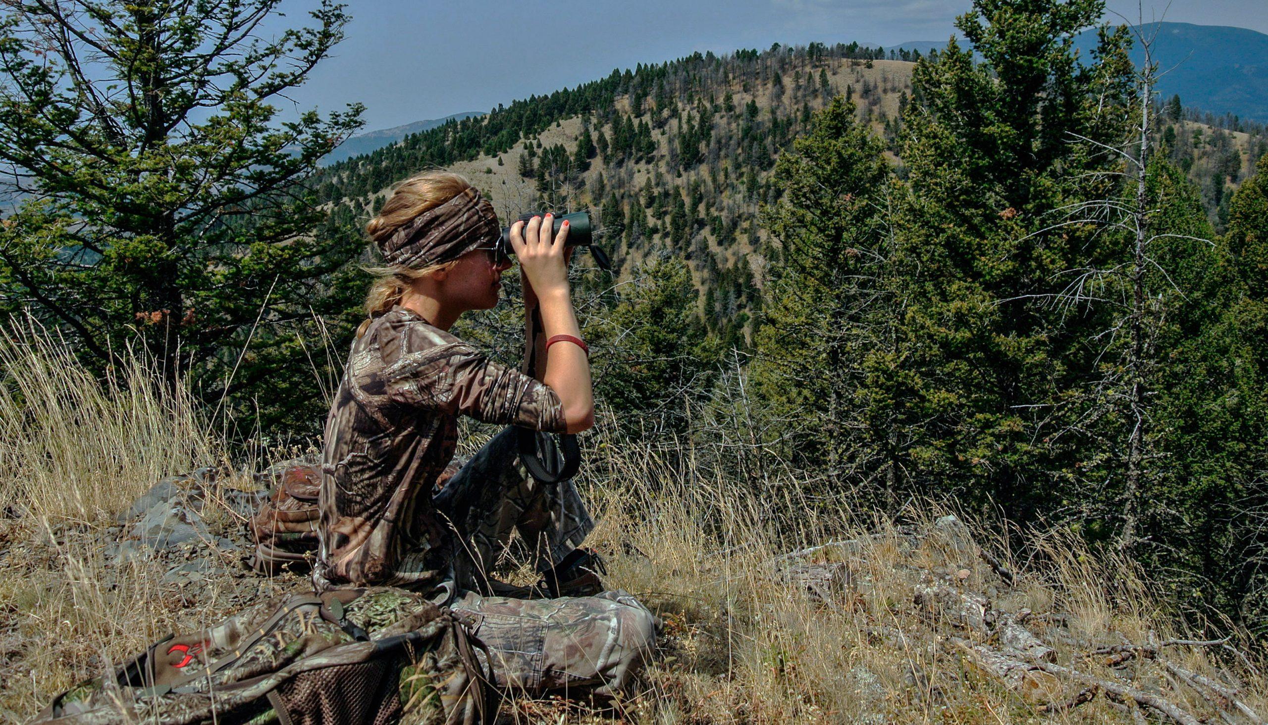 Finding Rocky Mountain Elk
