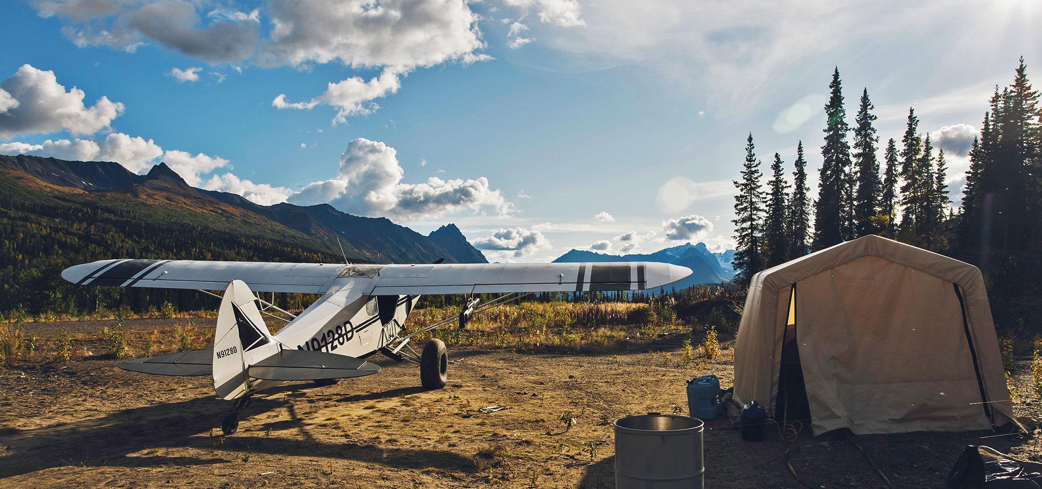 Alaskan Hunting Adventure