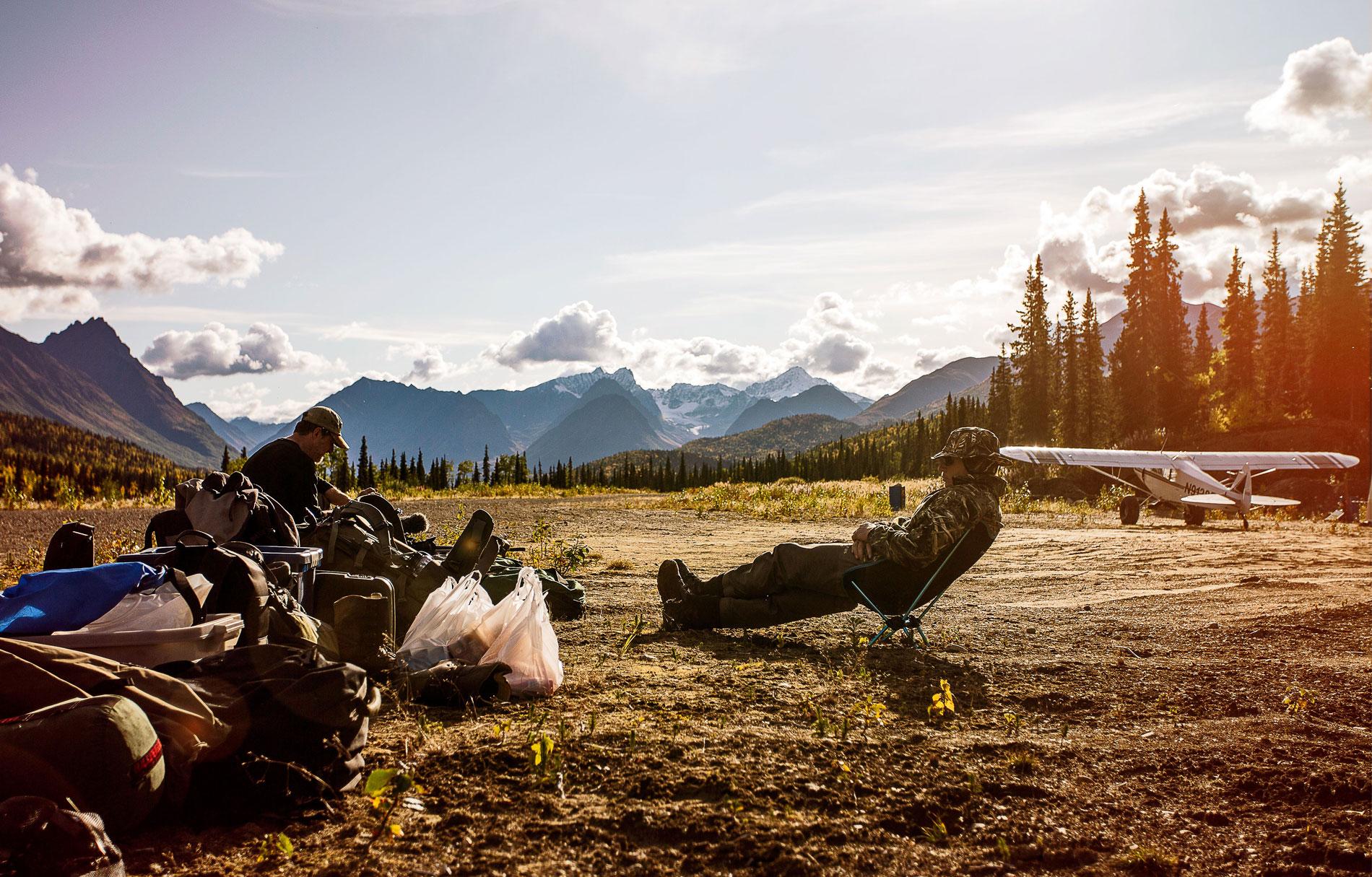 Self Guided Alaskan Hunting Adventure