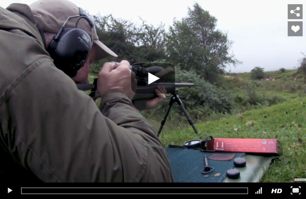 Firearms Training Zeroing