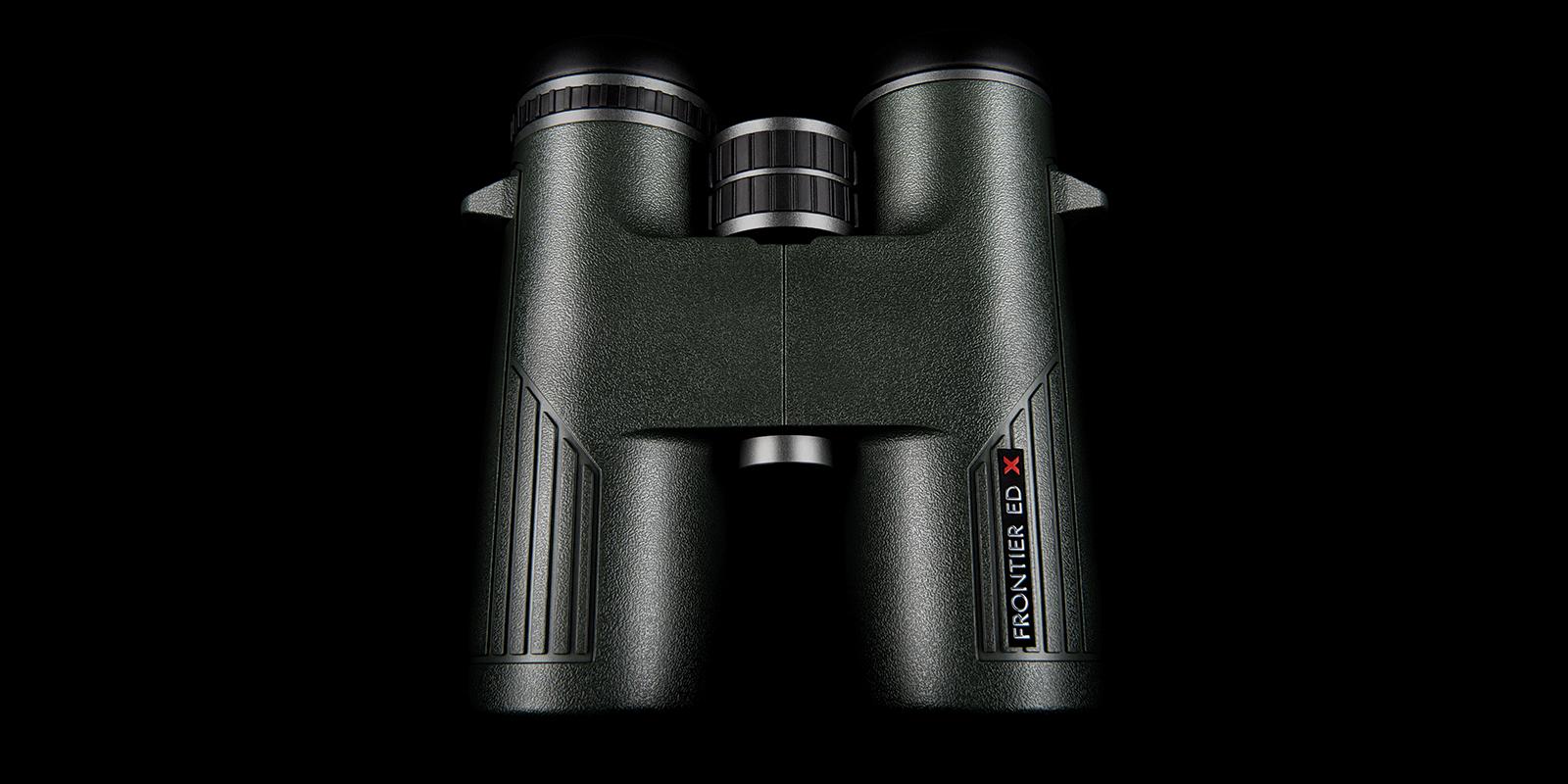 Hawke launch new Frontier ED X binocular range