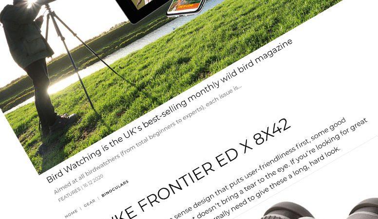 Review: Bird Watching | Hawke Frontier ED X Binocular