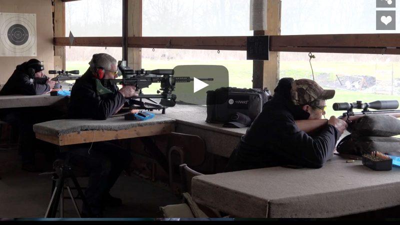Hawke Endurance WA on the range