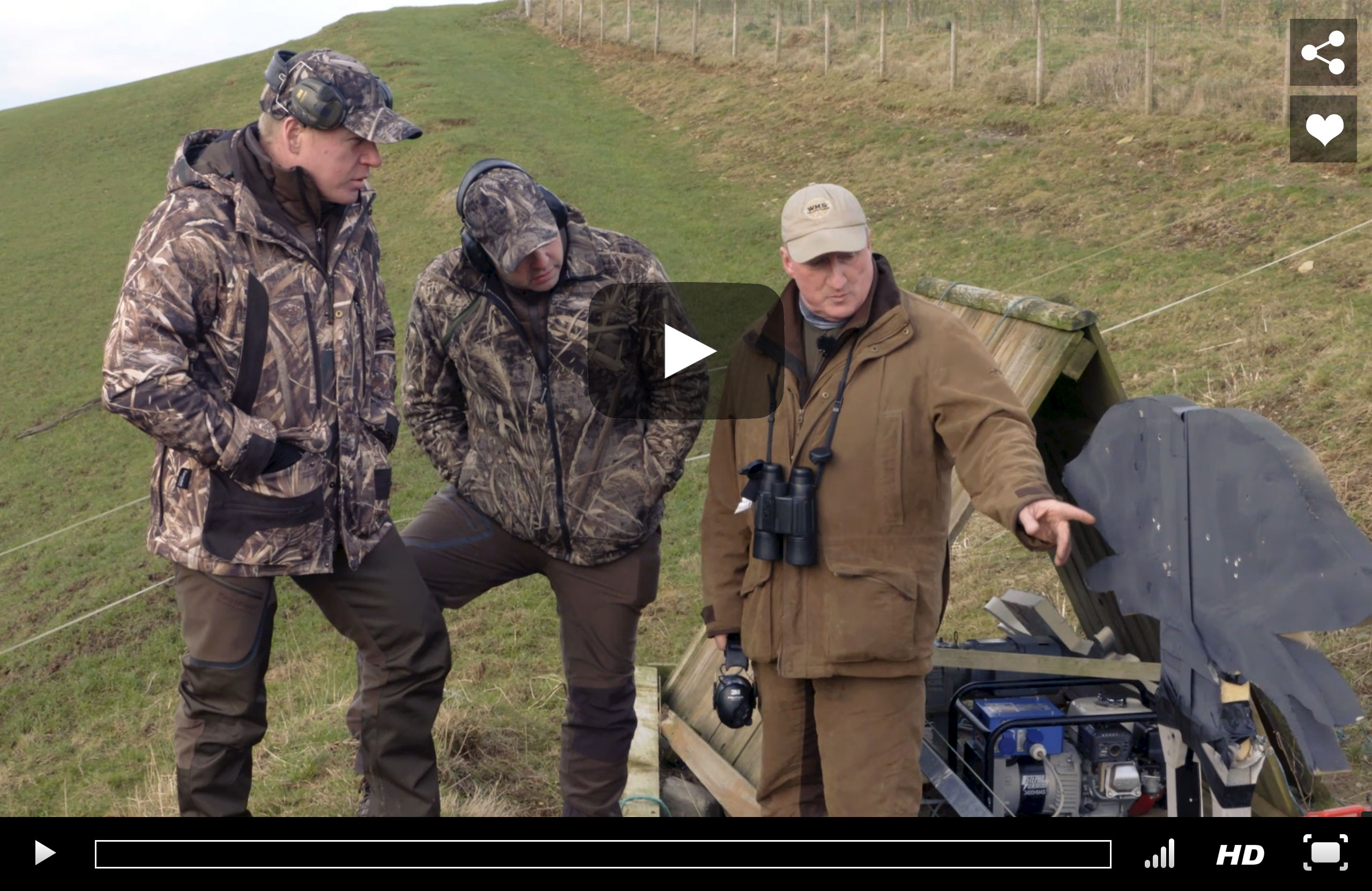 Wild Boar Hunting in Hungary : Shooting Practice & Techniques