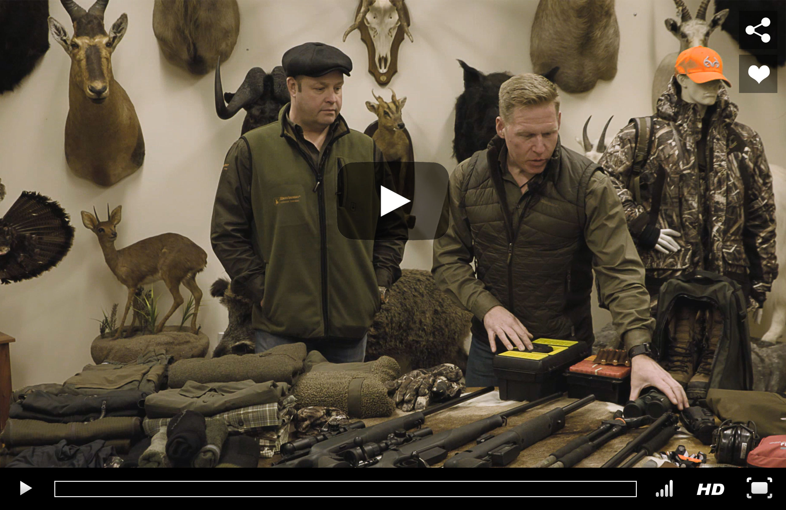 Wild Boar Hunting in Hungary : Essential Equipment