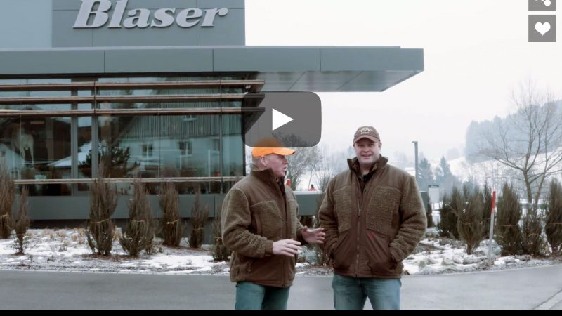 Wild Boar Hunting in Hungary : Sauer & Blaser Factory Tour