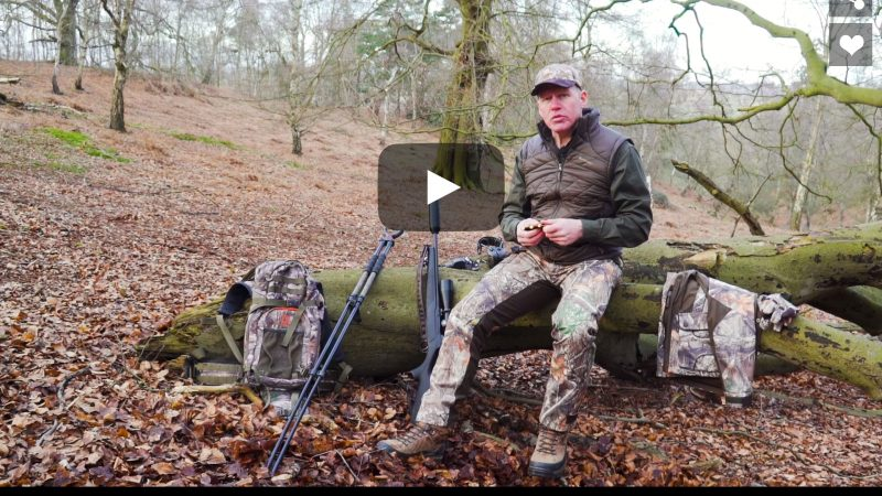 UK Deer Series : Stalking Essentials