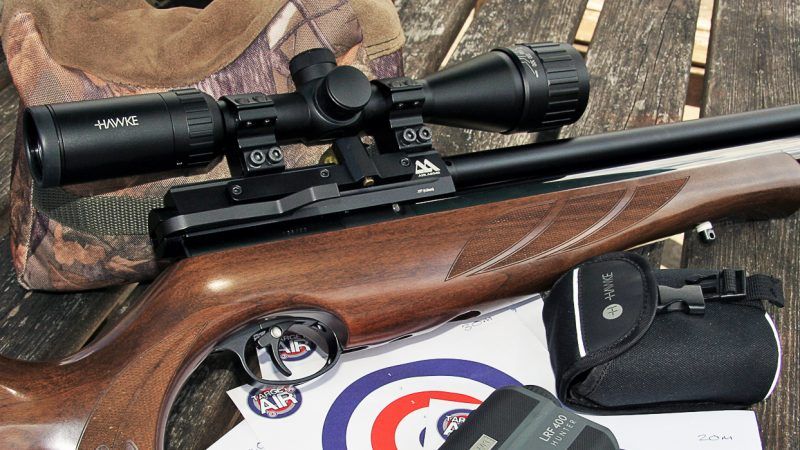 How to use aim-off to achieve airgun accuracy
