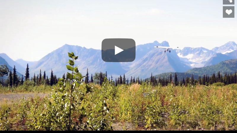 Moving Hunt Base Camp in Alaska