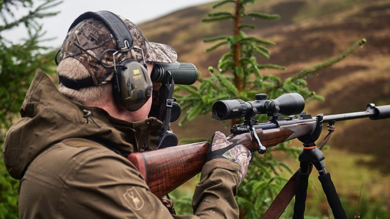 Long Range Shooting Techniques