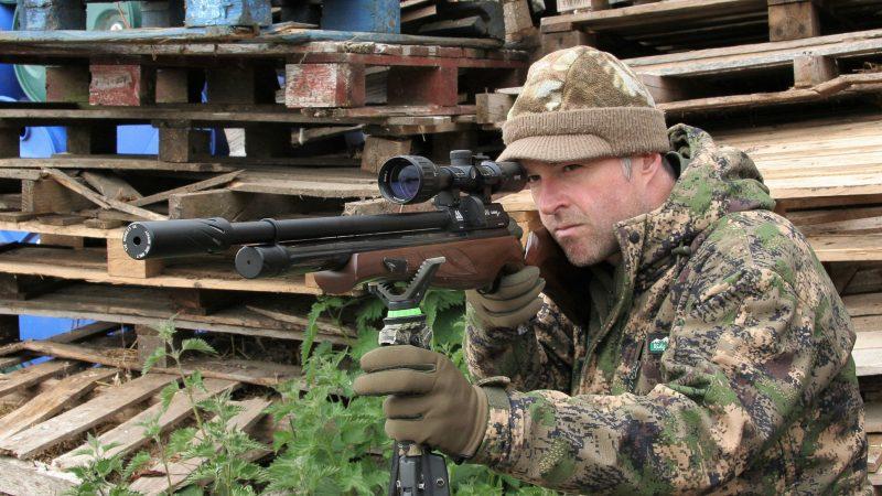 Mat Manning Daytime Rat Shooting