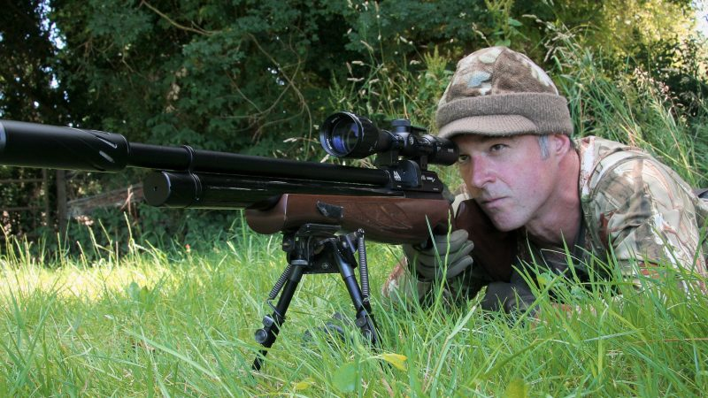 Mat Manning Bipod Ambush for Summer Rabbits