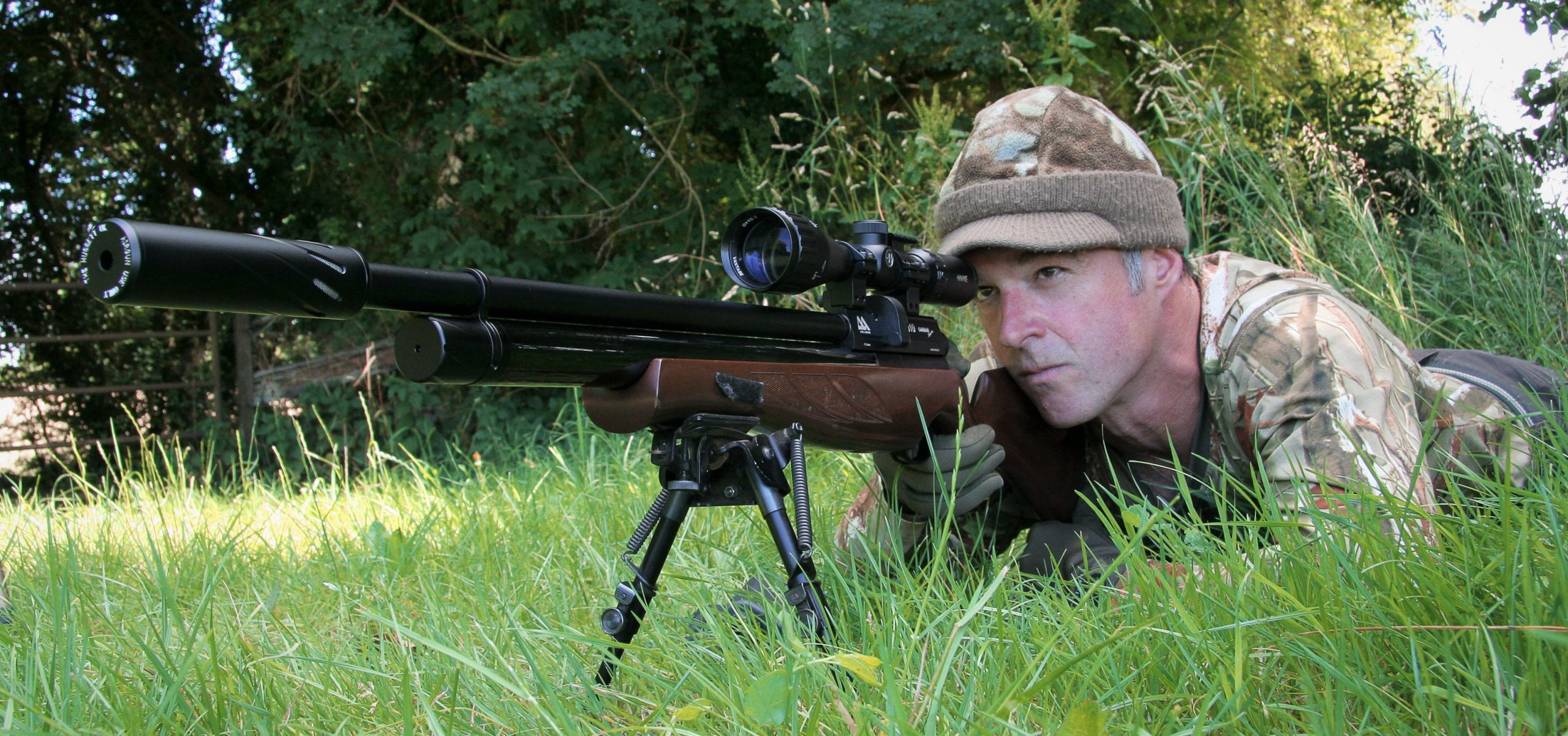 Mat Manning Bipod Ambush for Summer Rabbits
