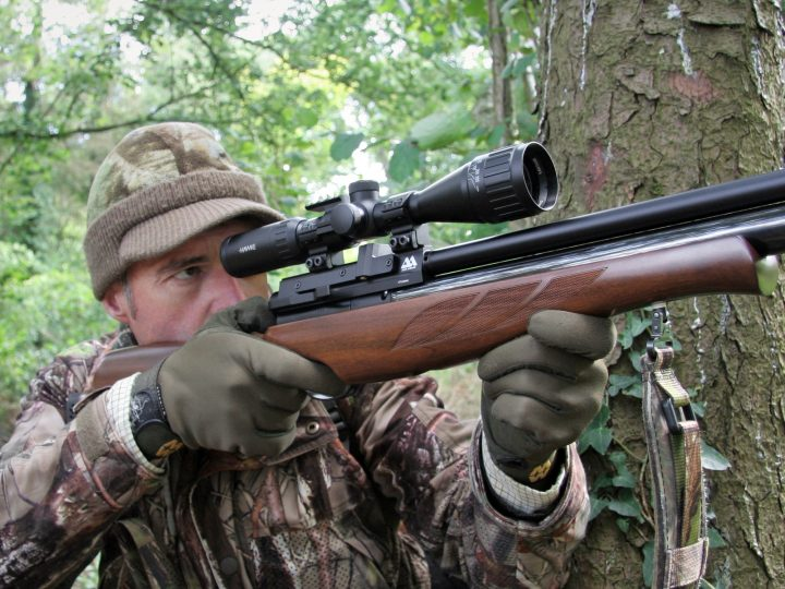 Mat Manning Early Autumn Squirrel Hunting