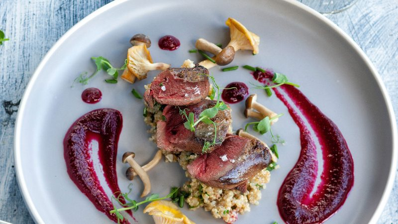Recipe: Pan Fried Wood Pigeon