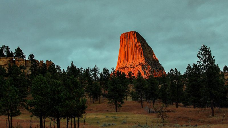 Devils Tower: Sacred Monolith