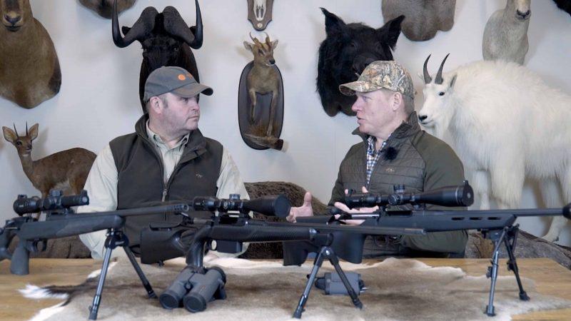 Hunting with Hawke