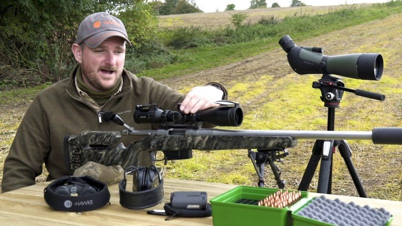 How to choose the correct riflescope ring mounts