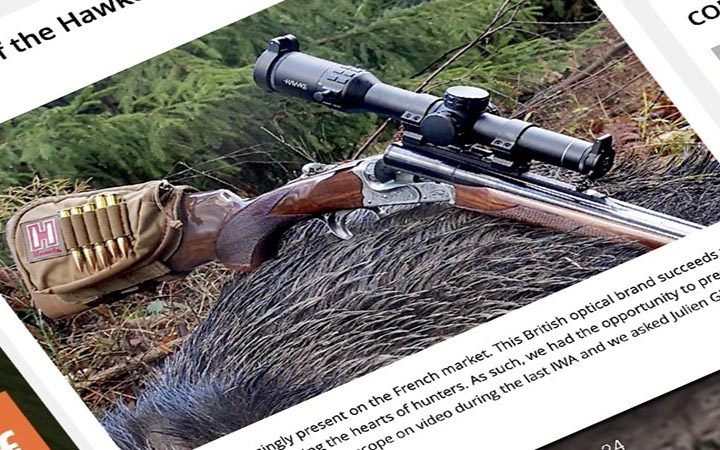 Review: Chassons | Hawke Frontier 1-6×24 Riflescope