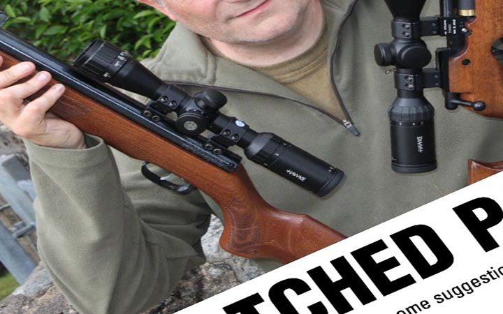 Review: Airgun World | Hawke Vantage & Airmax 2-7×32 Riflescopes