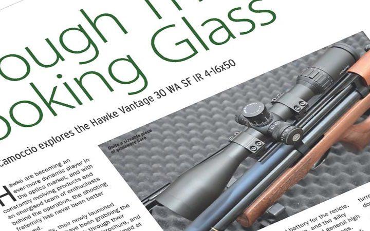 Review: Air Gunner | Hawke Vantage 30 WA 4-16×50