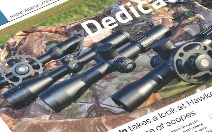 Review: Gun Mart | Hawke Airmax Riflescopes