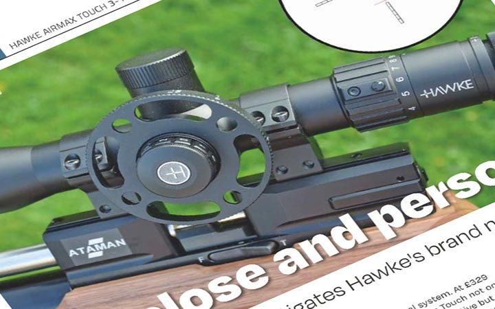 Review: Gun Mart | Hawke Airmax 30 Touch 3-12×32