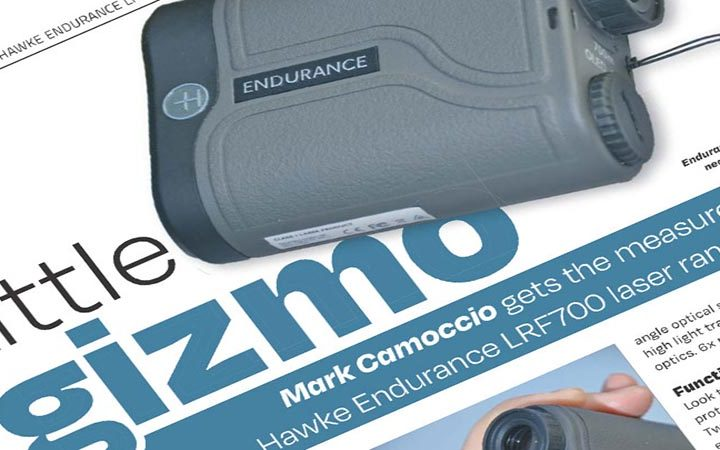 Review: Gun Mart | Hawke Endurance LRF 700