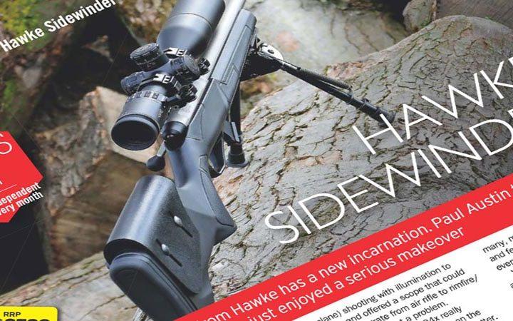 Review: Rifle Shooter Magazine   Hawke Sidewinder Riflescopes