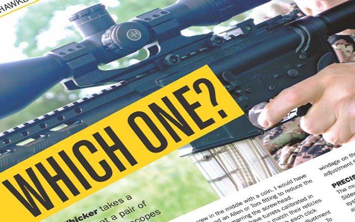 Review: Shooting Sports | Hawke Sidewinder FFP 4-16×50 Riflescope