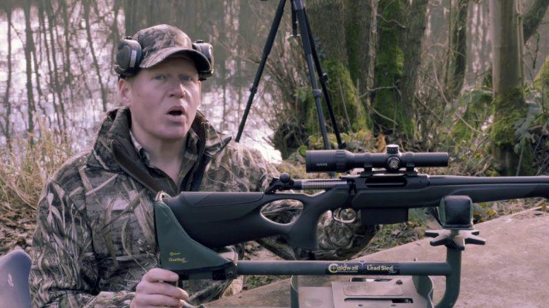 Wild Boar Hunting in Hungary : Scope Preparation