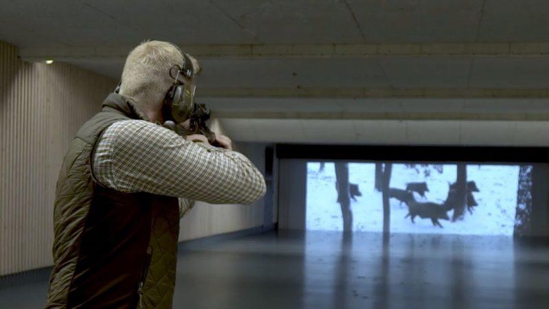 Shooting Cinema – Rifle Shooting Practise