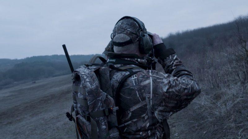 Wild Boar Hunting in Hungary : Stalking