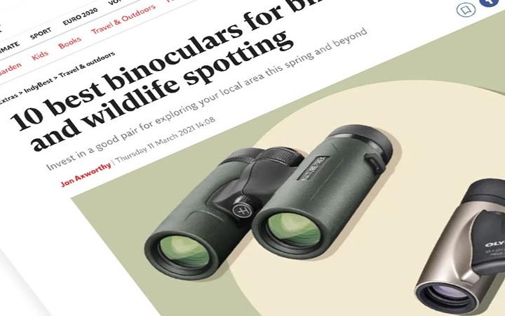 Review: independent.co.uk | Hawke Nature-Trek 8×32 Binocular