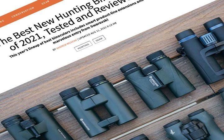 Review: OutdoorLife | Hawke Frontier APO Binocular
