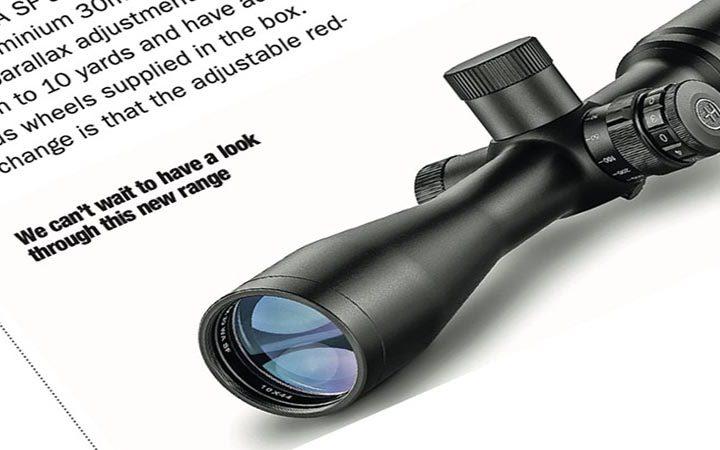 Review: Airgun Shooting | Hawke Airmax 30 WA SF Riflescopes